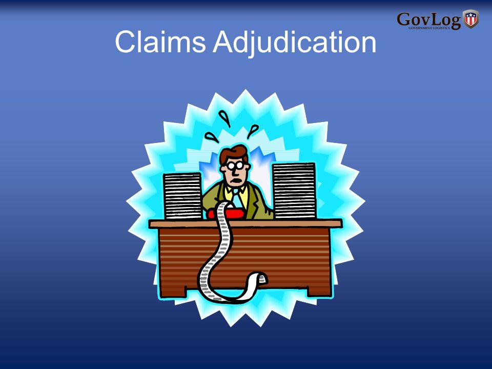 Claims Adjudication