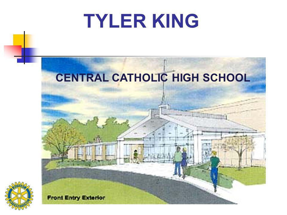 TYLER KING CENTRAL CATHOLIC HIGH SCHOOL