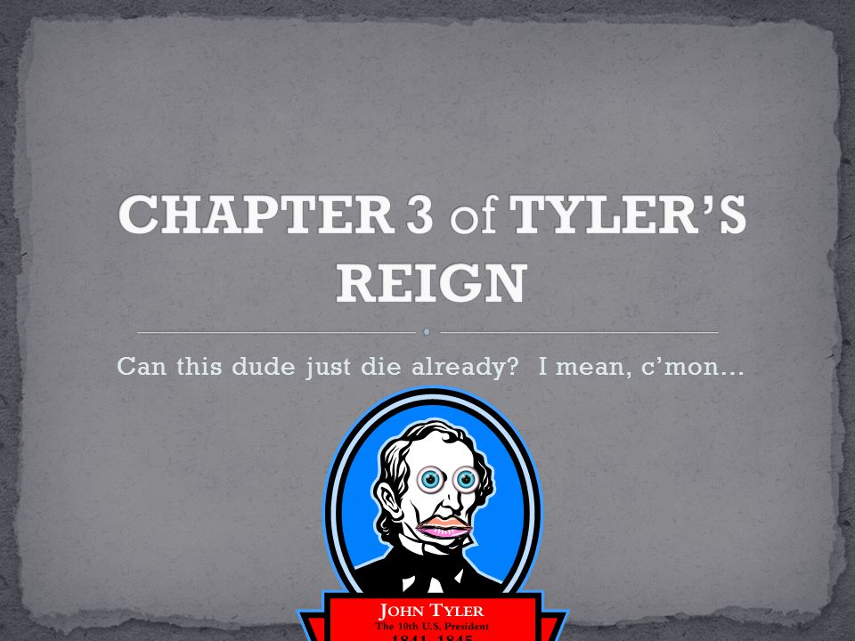 In 1861, at the Civil War's beginning, Tyler attempted to lead a compromise movement.