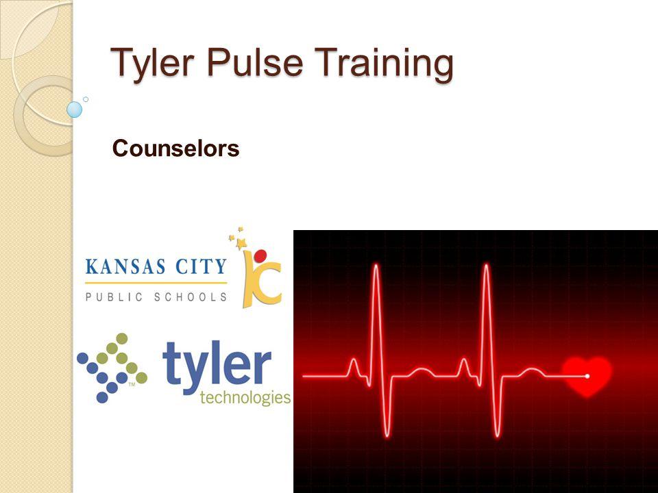Tyler Pulse Training Counselors
