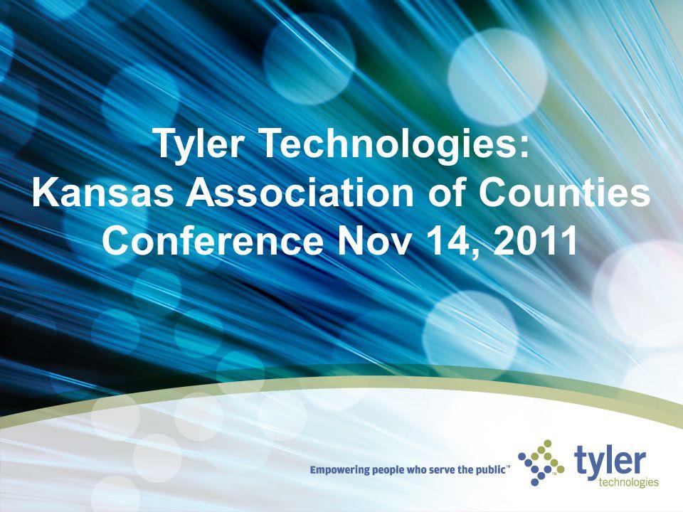 © 2010 Tyler Technologies, Inc. Orion & ArcGIS