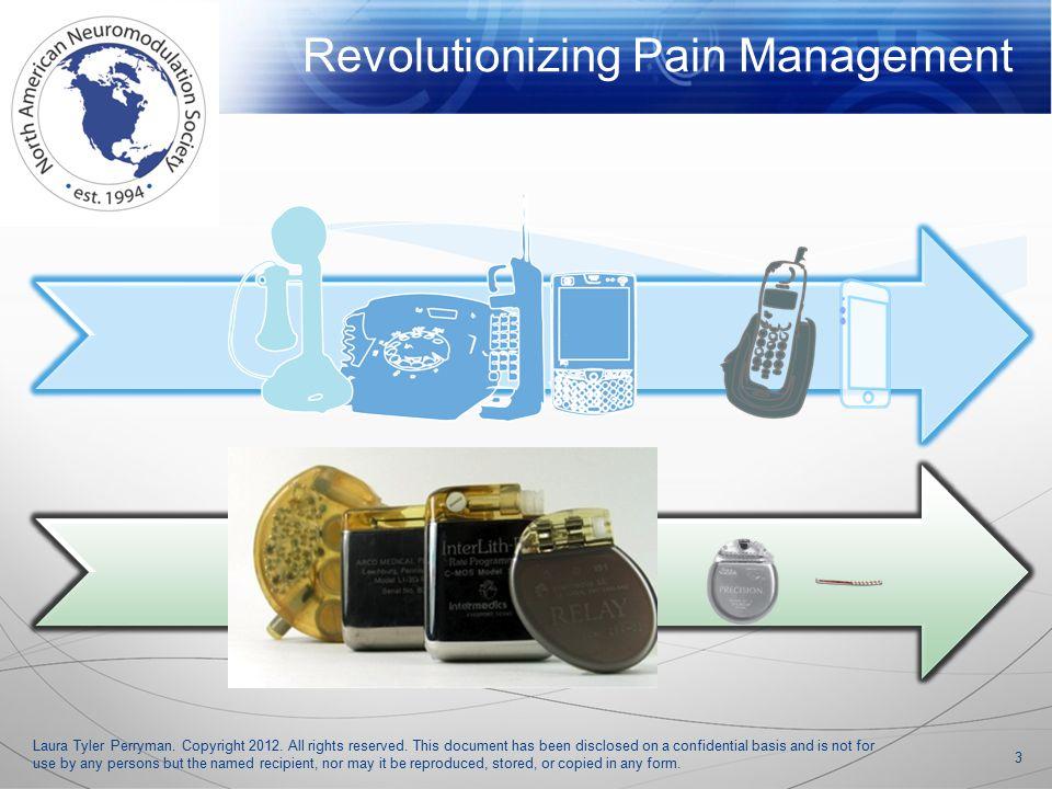 3 Revolutionizing Pain Management