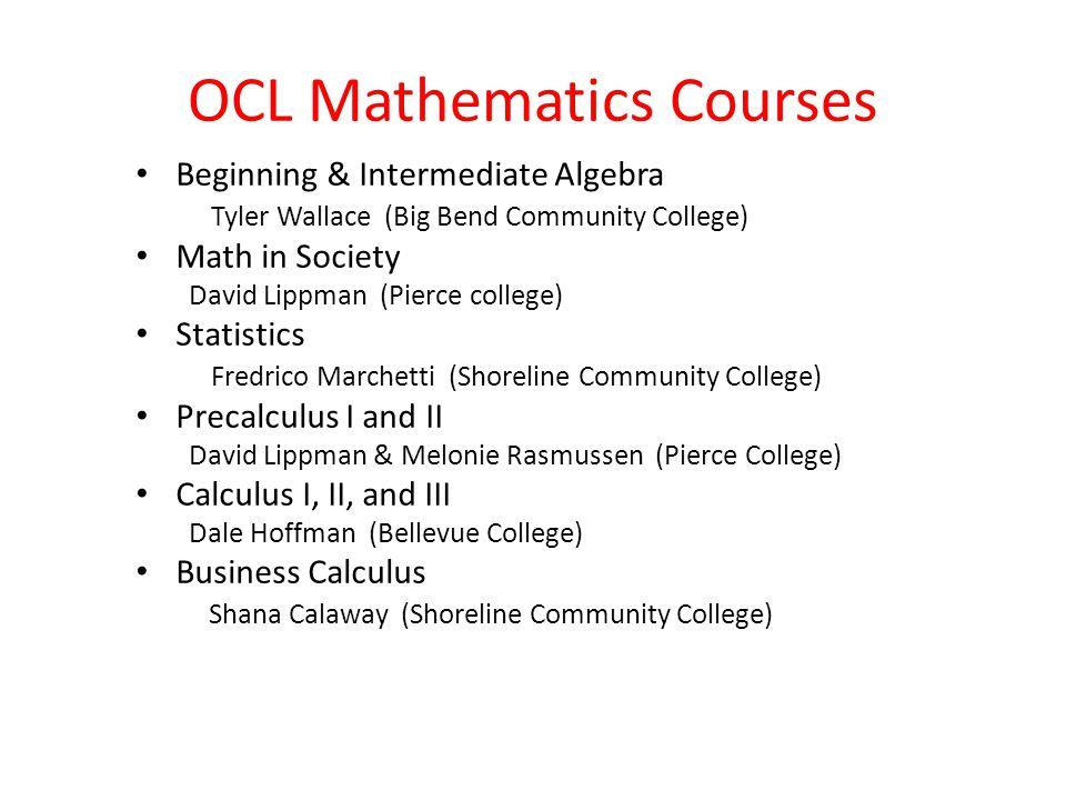 Beginning and Intermediate Algebra Tyler Wallace