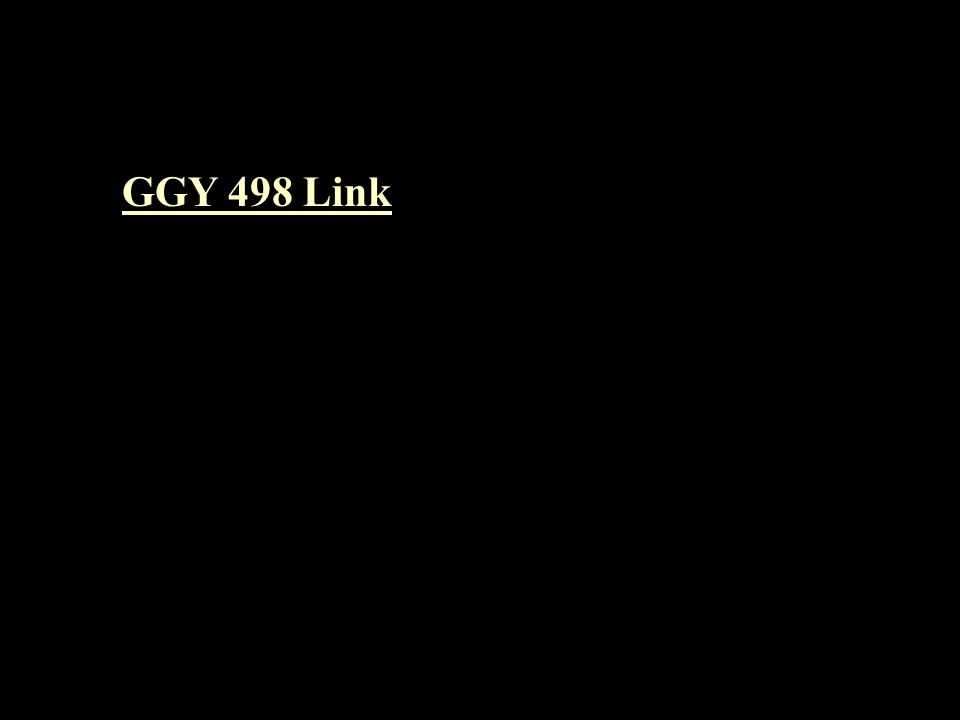 GGY 498 Link