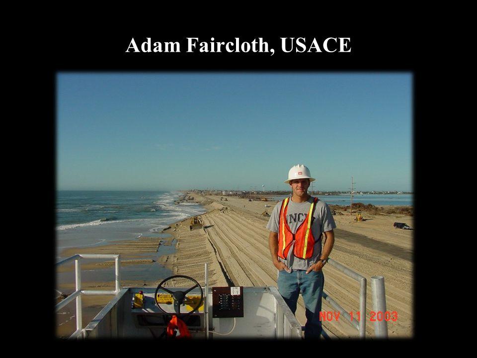 Adam Faircloth, USACE