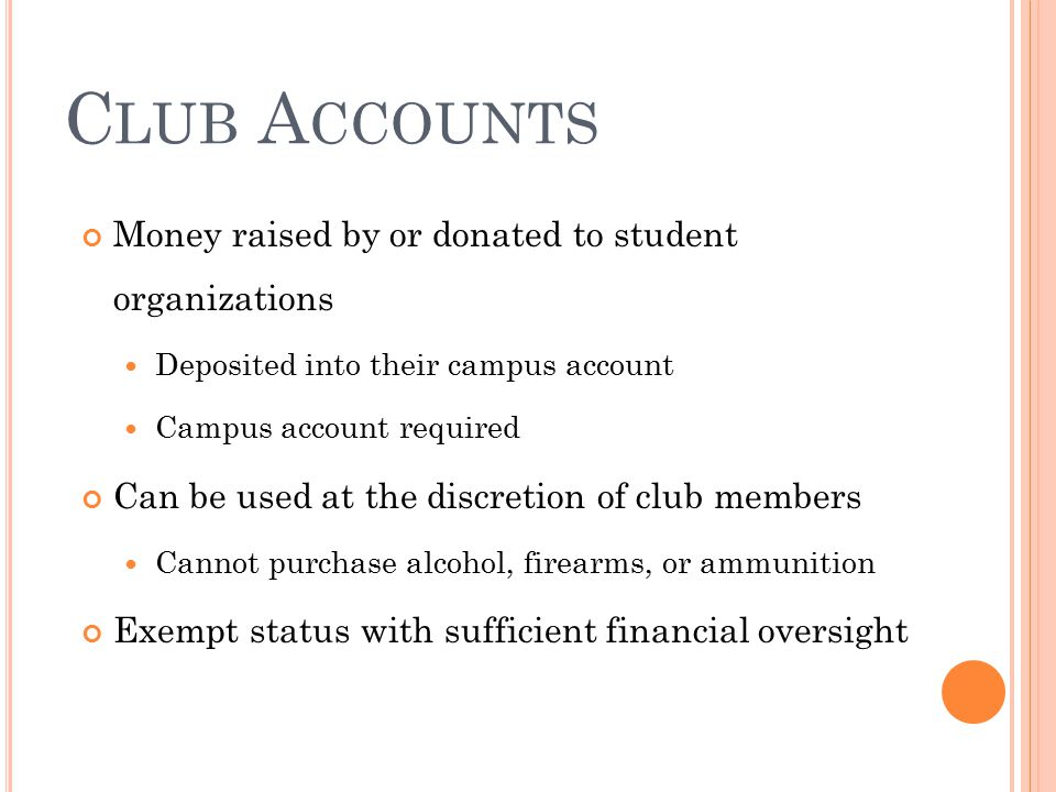 These forms can be picked up at the Involvement Center or downloaded from our website Who is authorized to sign?