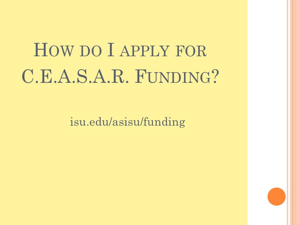 P AYING E XPENSES : Any expense over $200.00 must have Involvement Center approval.