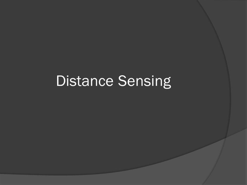 Distance Sensing