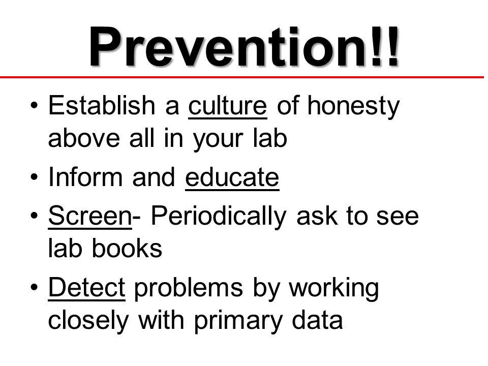 Prevention!.