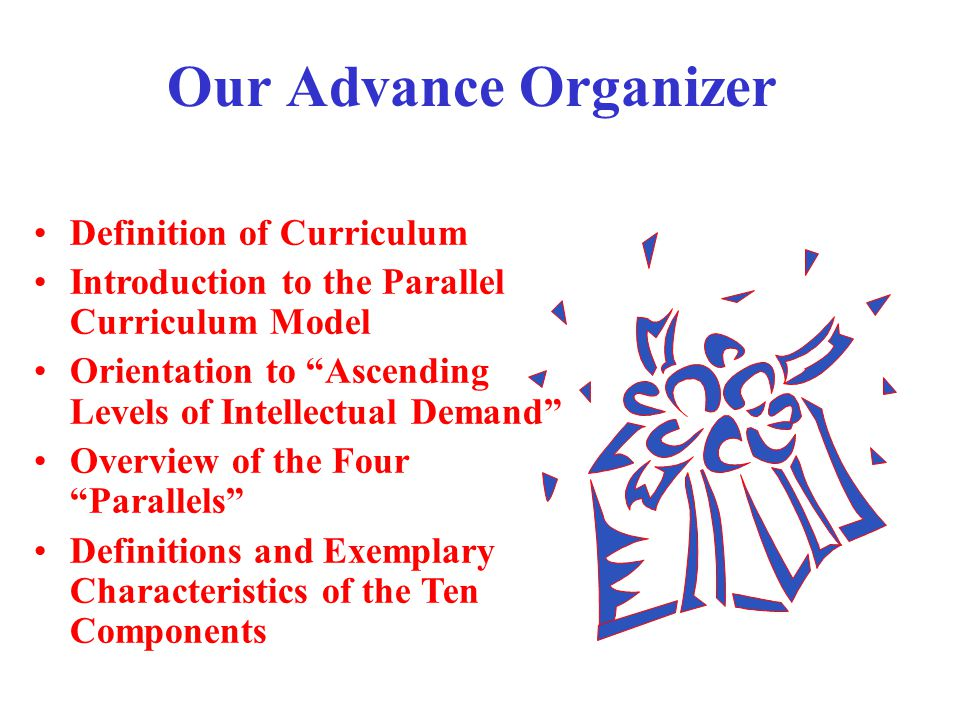 Key Components of Comprehensive Curriculum Exemplary standards incorporate big ideas, enduring understandings, and skills of a discipline.