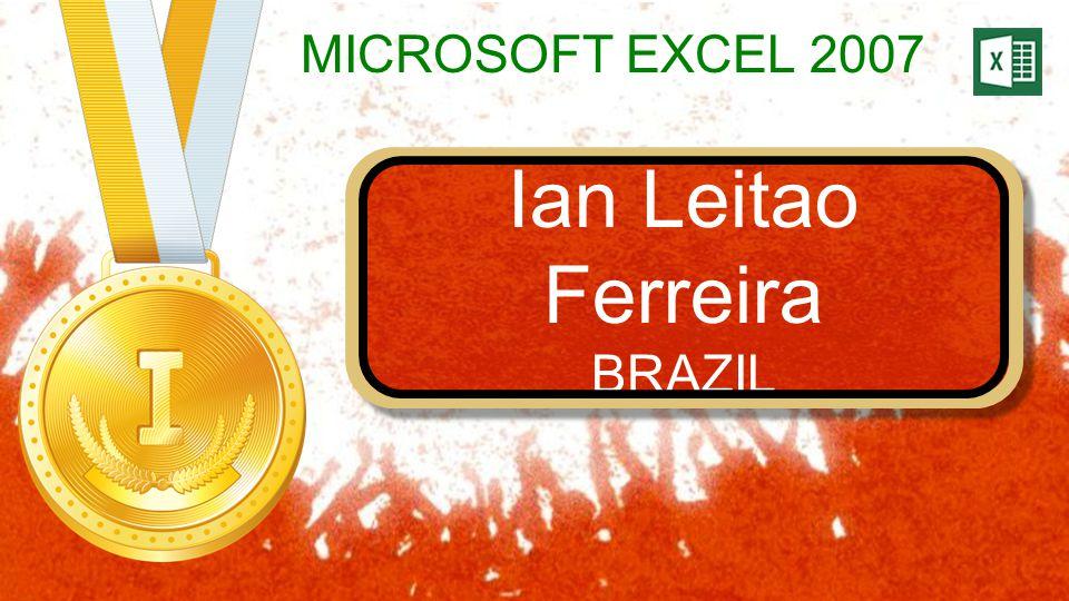 Ian Leitao Ferreira BRAZIL