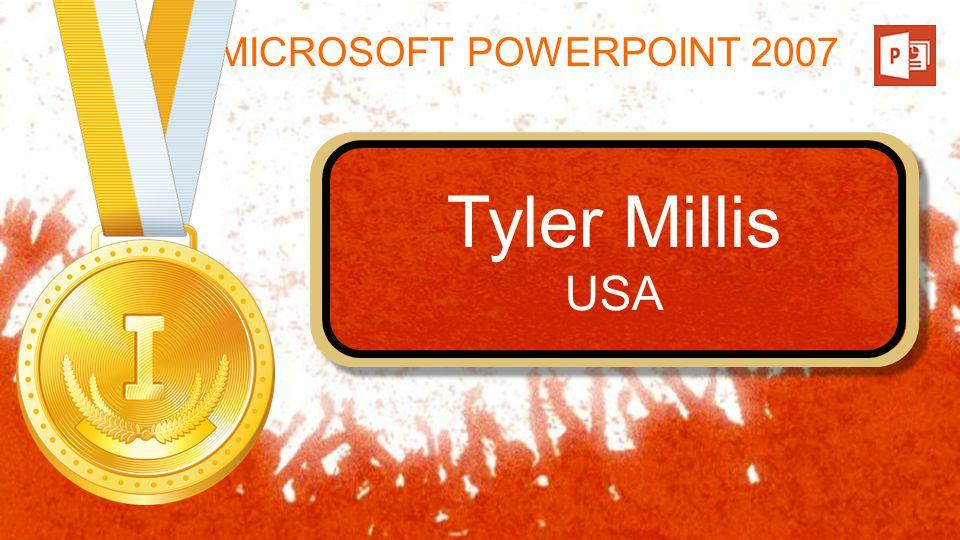 Tyler Millis USA Tyler Millis USA