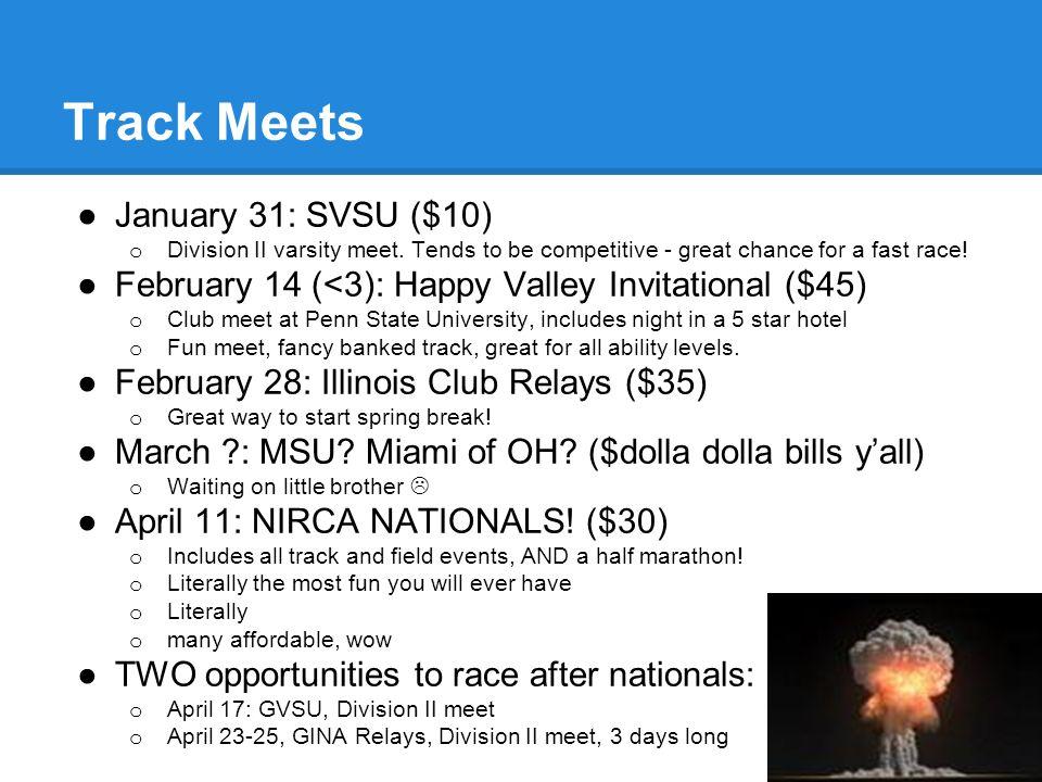 Social Events 02/01 - Suberb Owl Potluck 02/21 - Valentine's Day <3 03/14 - RAM FUNdraiser 03/28 - Talent Show 04/17 - Mrun Prom