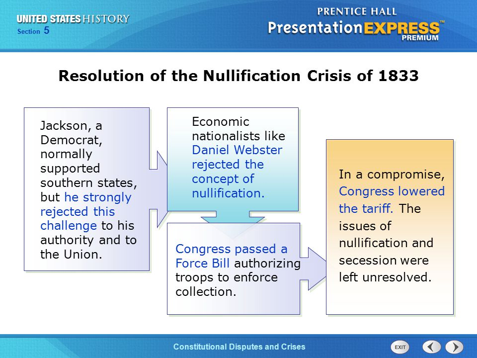 Chapter 25 Section 1 The Cold War Begins Chapter 13 Section 1 Technology and Industrial Growth Chapter 25 Section 1 The Cold War Begins Section 5 Constitutional Disputes and Crises