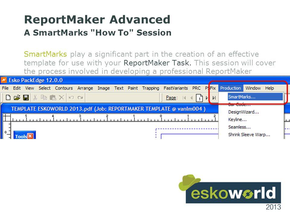26 ●STEP4 add smartmark imagemark (reportmaker – taskinput file).
