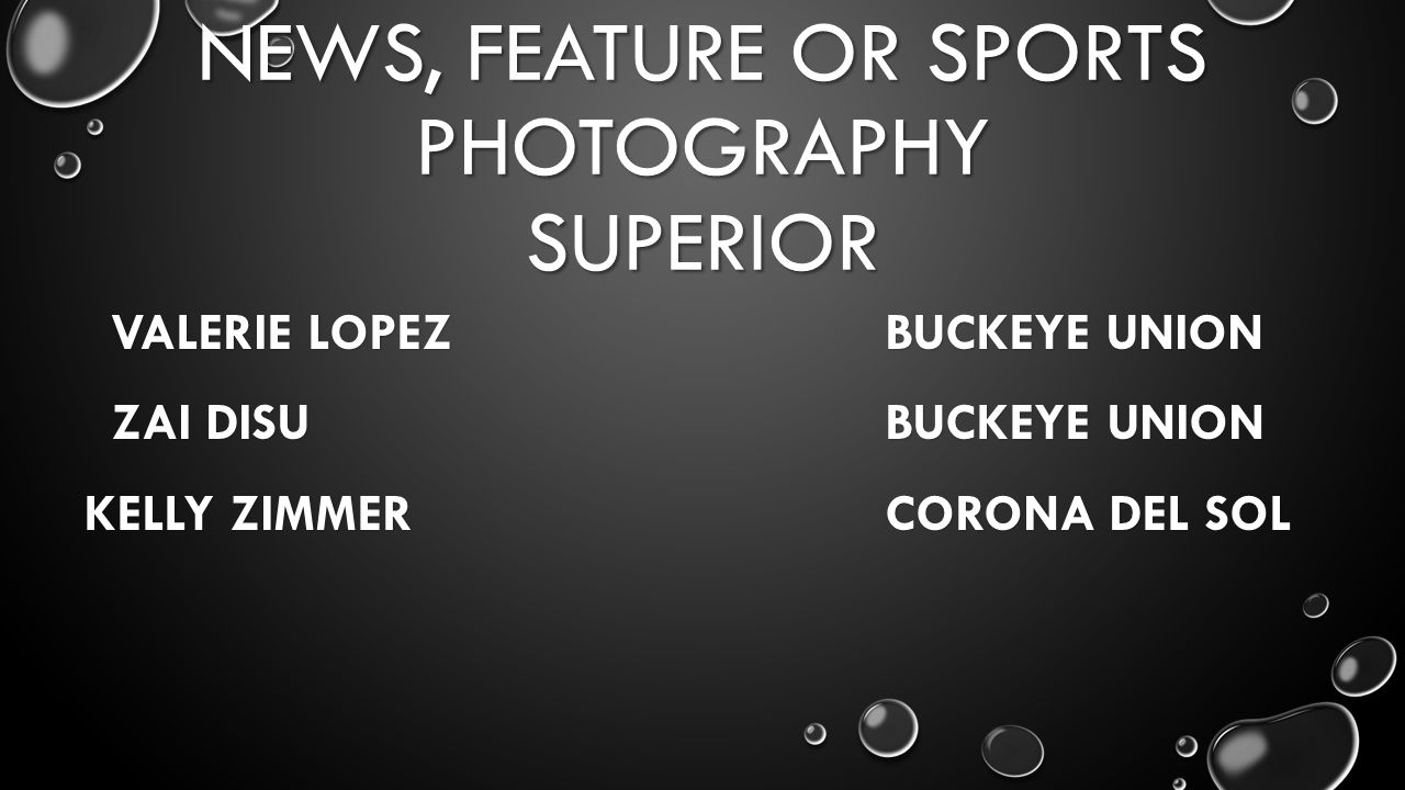 NEWS, FEATURE OR SPORTS PHOTOGRAPHY SUPERIOR VALERIE LOPEZ BUCKEYE UNION ZAI DISU BUCKEYE UNION KELLY ZIMMER CORONA DEL SOL