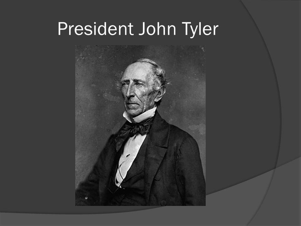 President John Tyler