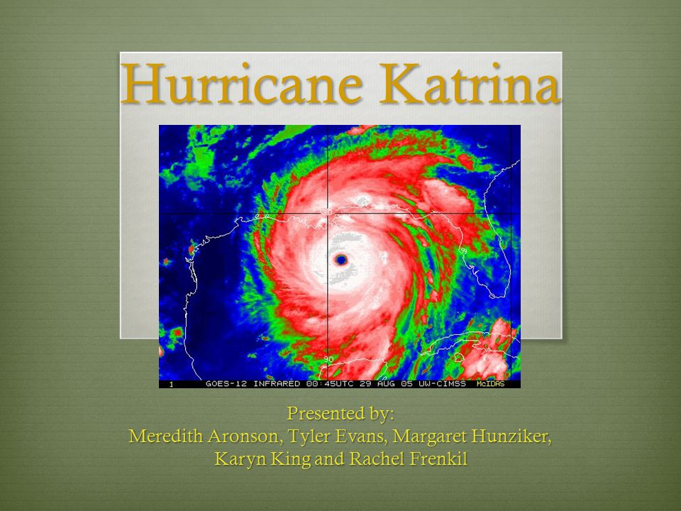 Hurricane Structure: Eye  About 20-40 miles wide  Relatively calm  Little to no rain  Often has low-level clouds called scud clouds  Warmest part of the storm (due to the descending air)  Strongest winds are to the right of the eye The calm, circular center of a hurricane.