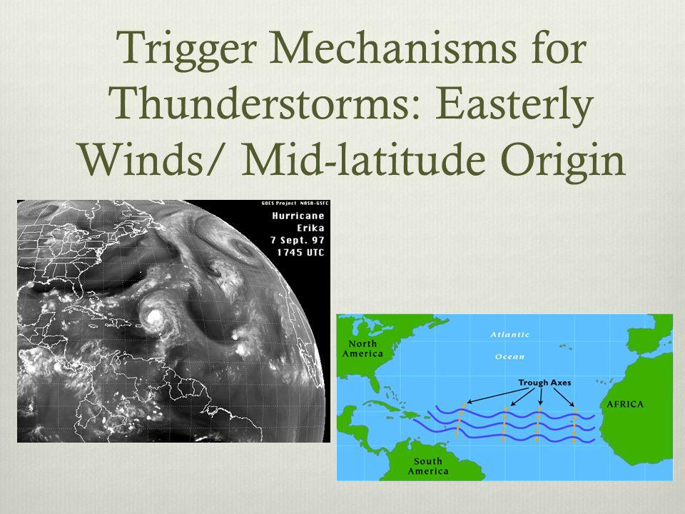 Air Flow in a Hurricane