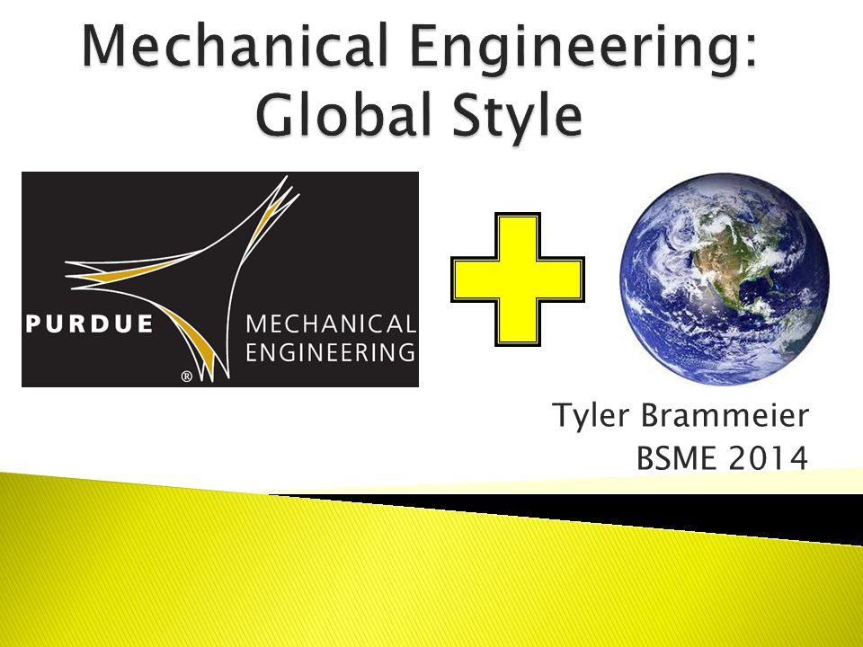 Tyler Brammeier BSME 2014