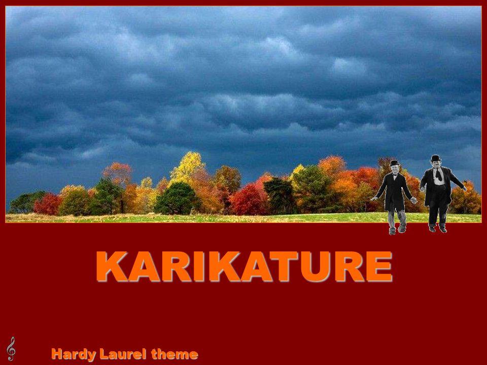 KARIKATURE Hardy Laurel theme 00:44 = 044 sec