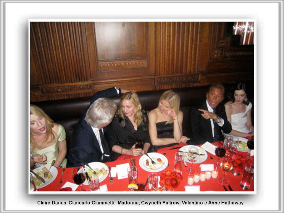 Akira Kurosawa, Sydney Pollack, Barbra Streisand e John Huston