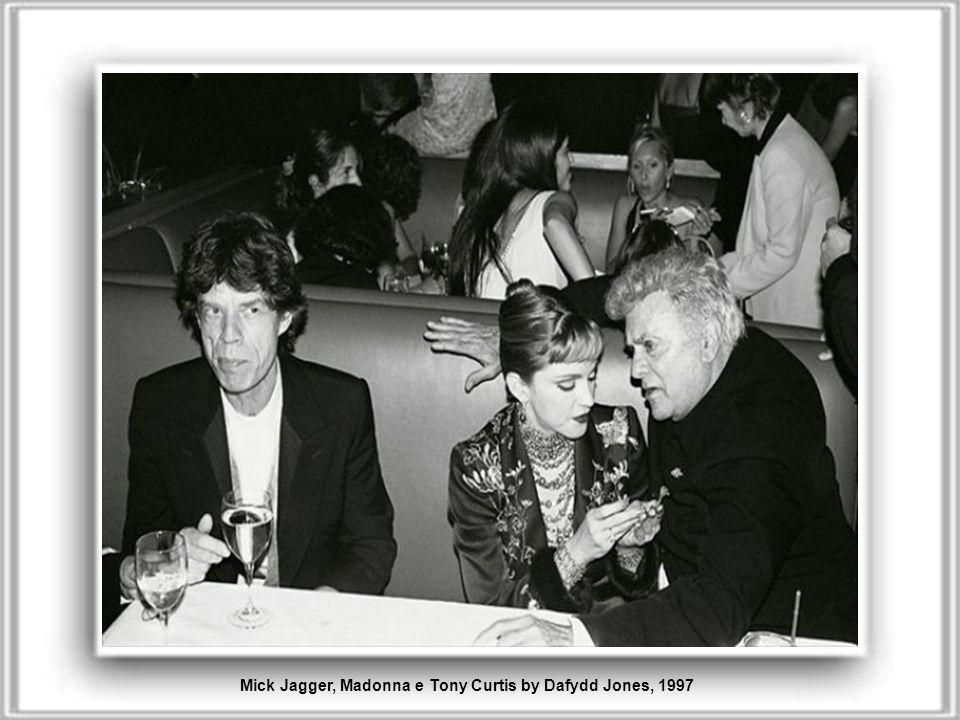 Federico Fellini, Marcello Mastroianni e Sophia Loren