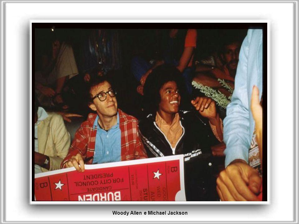 Mick Jagger, Madonna e Tony Curtis by Dafydd Jones, 1997