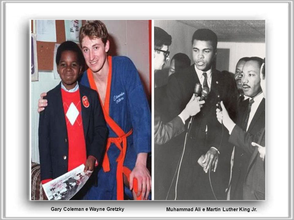 Bill Clinton e Paul McCartney