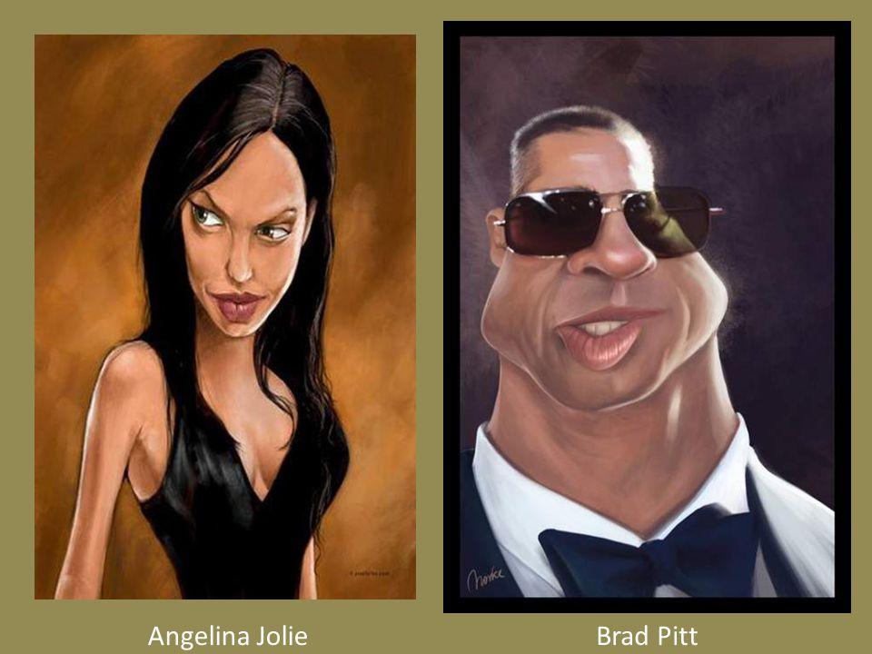 Angelina JolieBrad Pitt