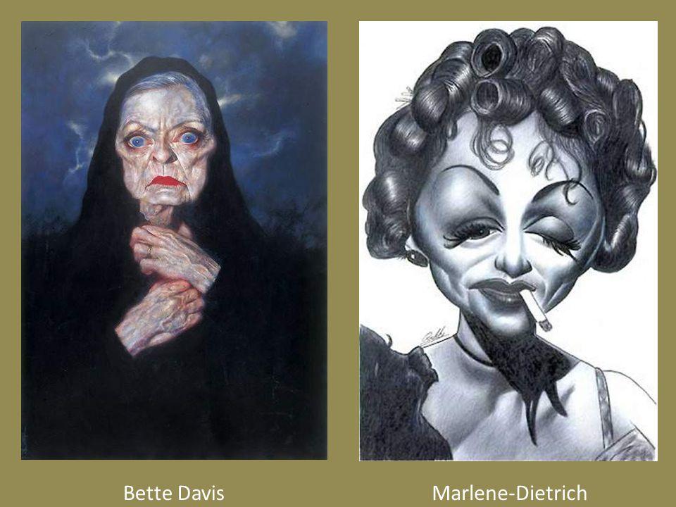 Bette DavisMarlene-Dietrich