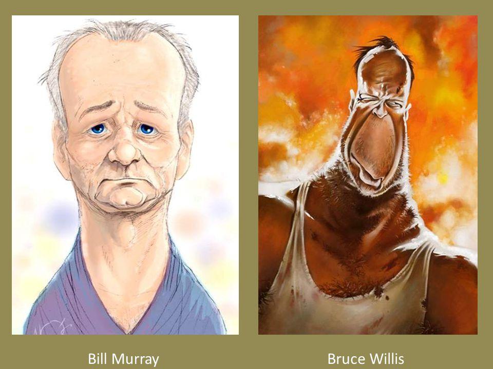 Bill MurrayBruce Willis