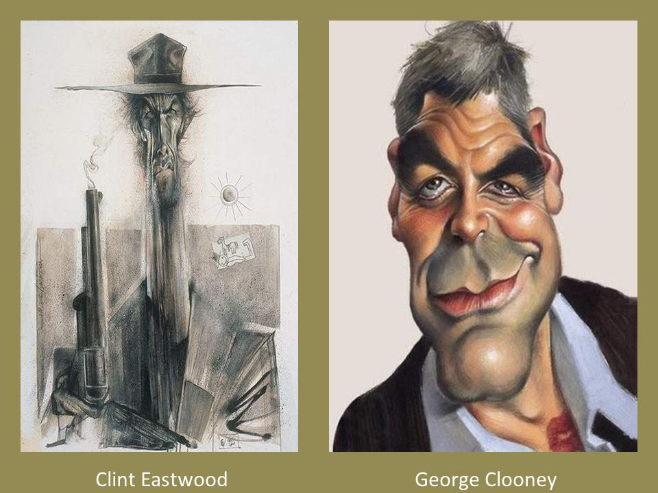 Clint EastwoodGeorge Clooney