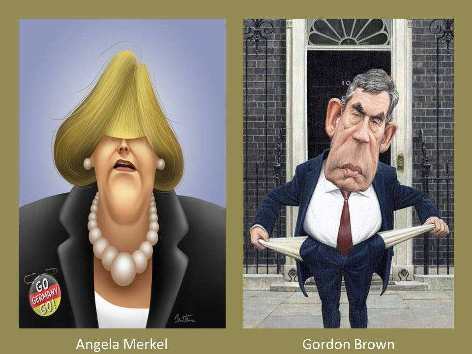 Angela MerkelGordon Brown