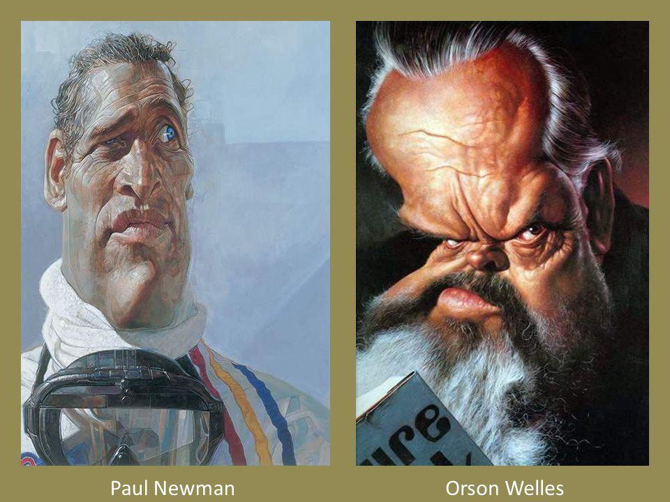 Orson WellesPaul Newman