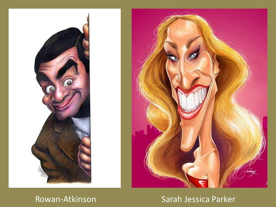 Rowan-Atkinson Sarah Jessica Parker