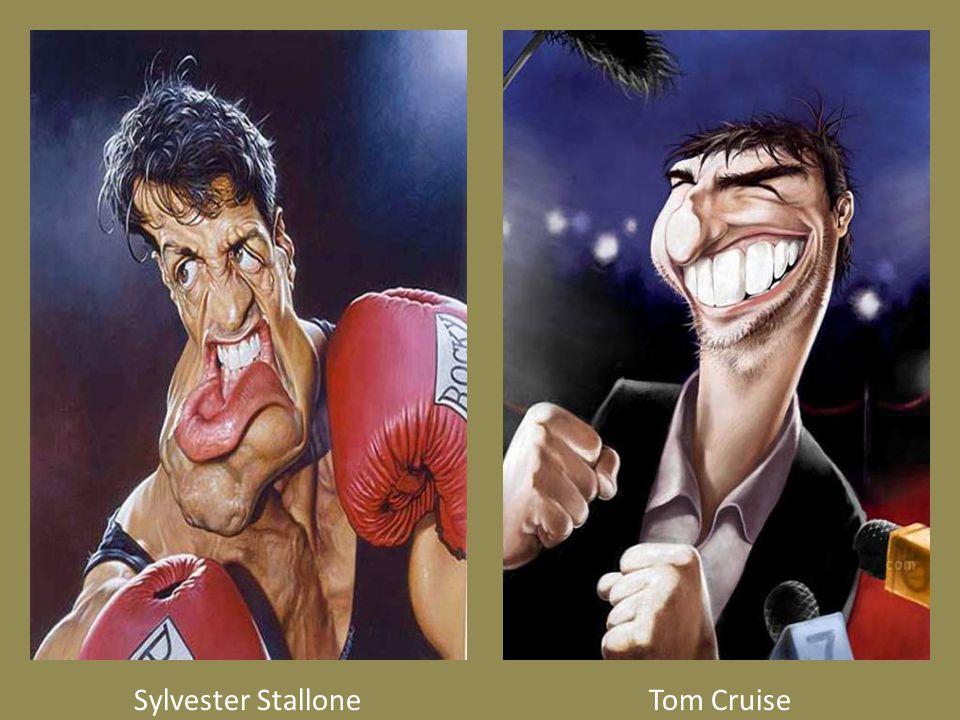 Sylvester StalloneTom Cruise