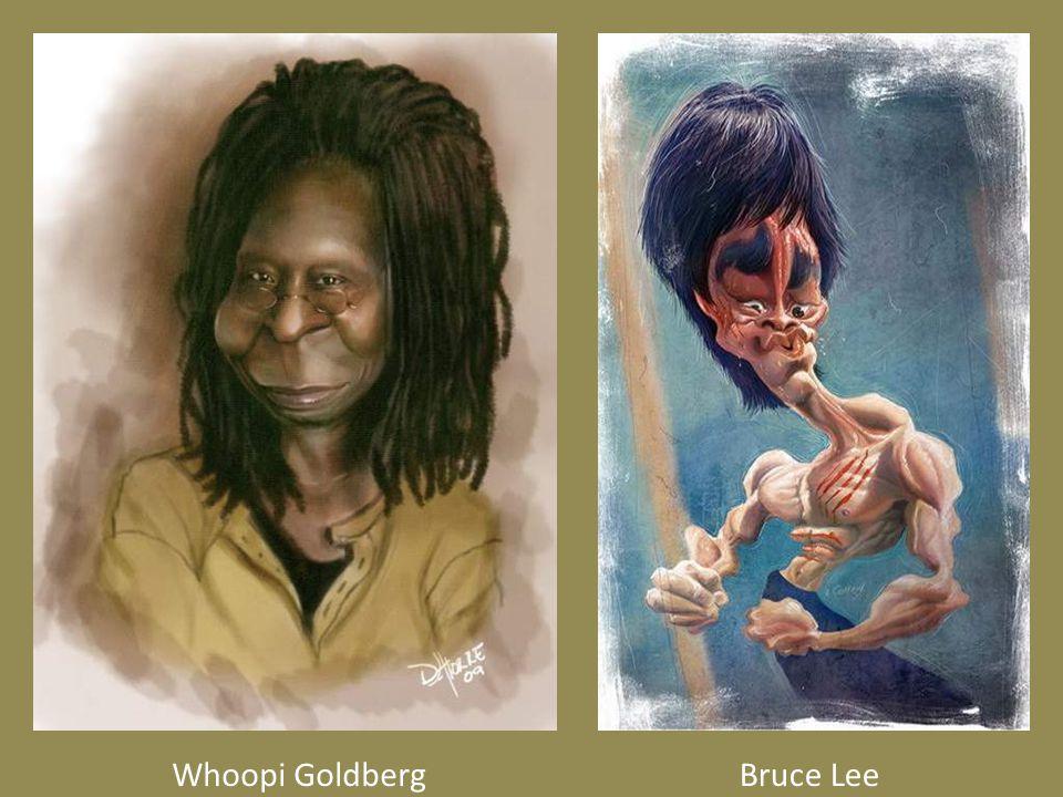 Whoopi GoldbergBruce Lee