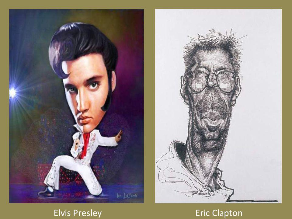 Elvis PresleyEric Clapton