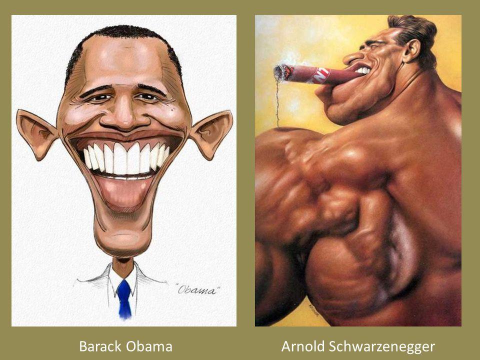 Barack ObamaArnold Schwarzenegger