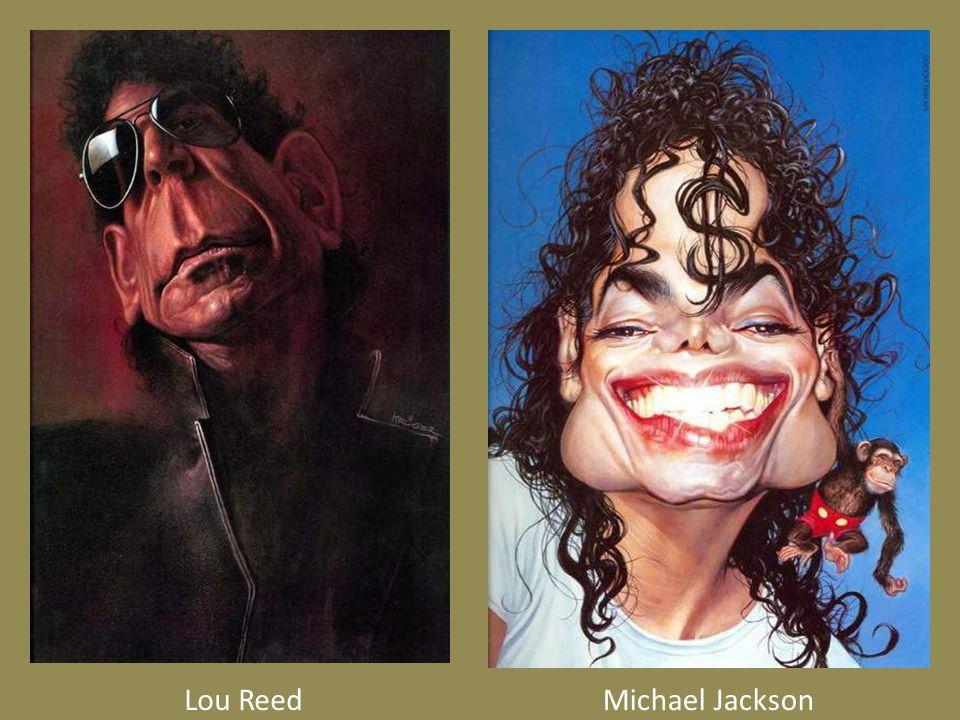Lou ReedMichael Jackson