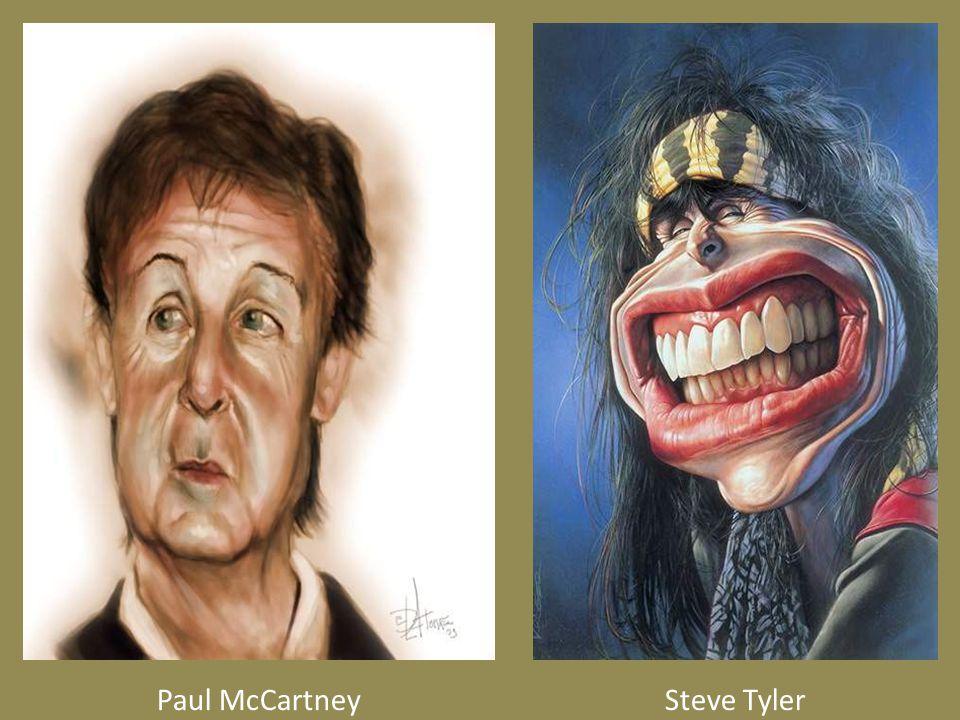 Paul McCartneySteve Tyler