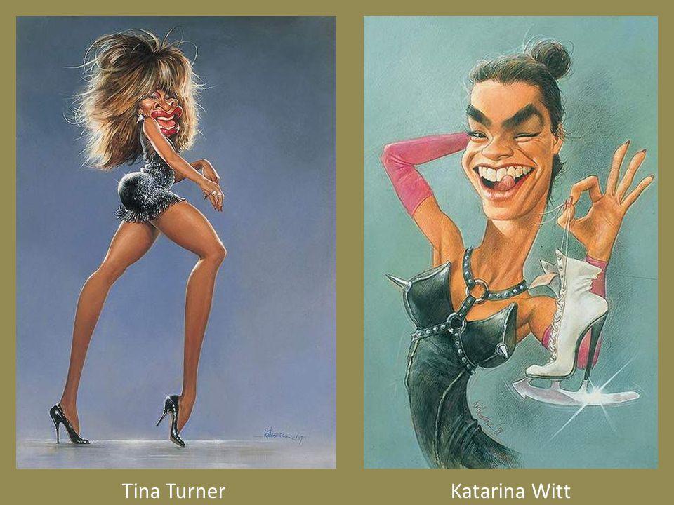 Tina TurnerKatarina Witt