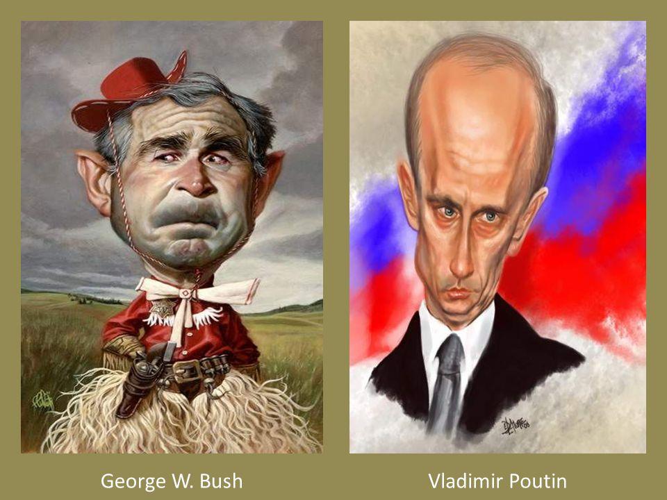 George W. BushVladimir Poutin