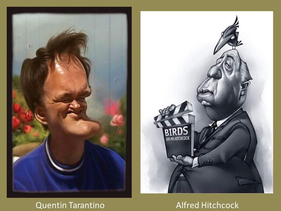 Quentin TarantinoAlfred Hitchcock