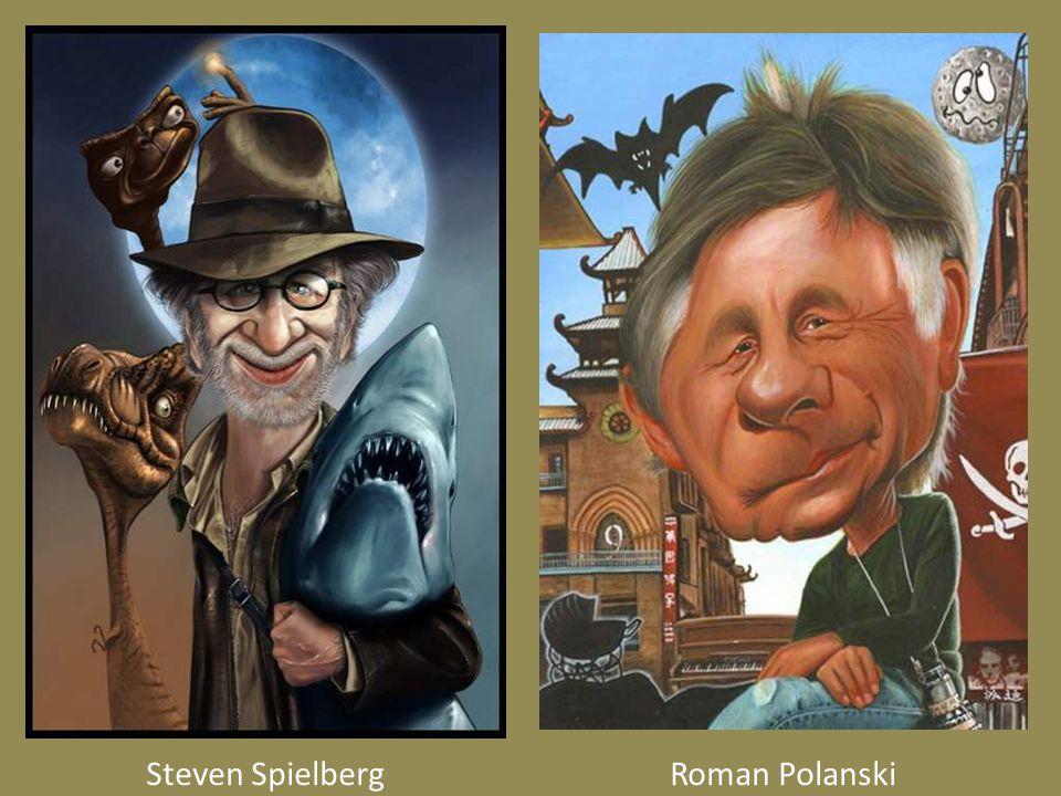 Steven SpielbergRoman Polanski