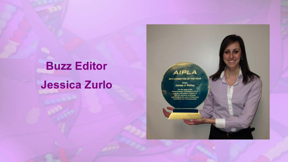 Buzz Editor Jessica Zurlo