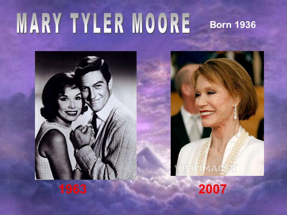 Born 1934 1975 2007