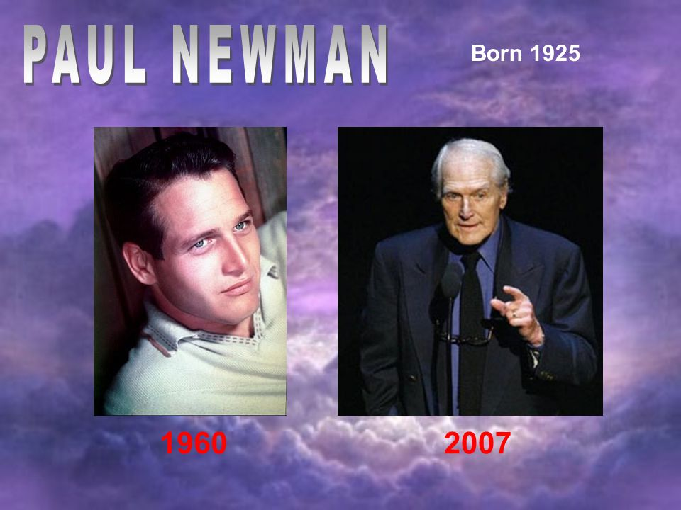 Born 1930 1960 2007
