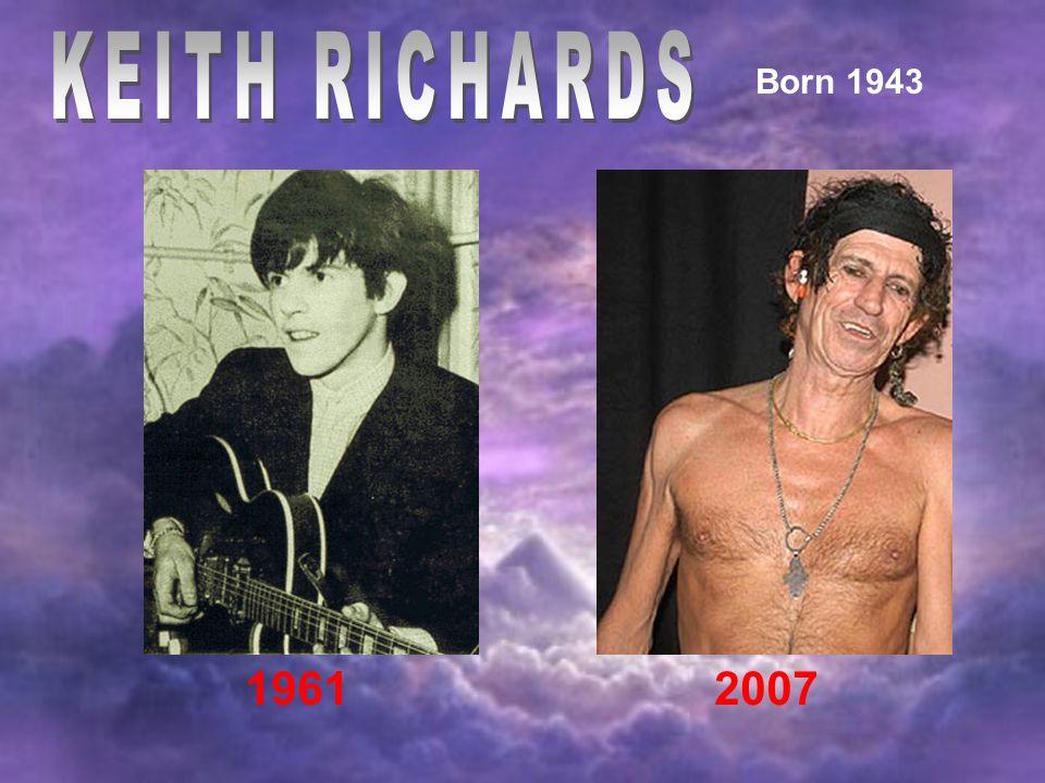 Born 1932 19582007